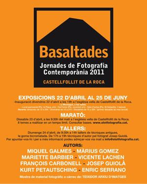 Basaltades (Jornades de fotografia contemporània)